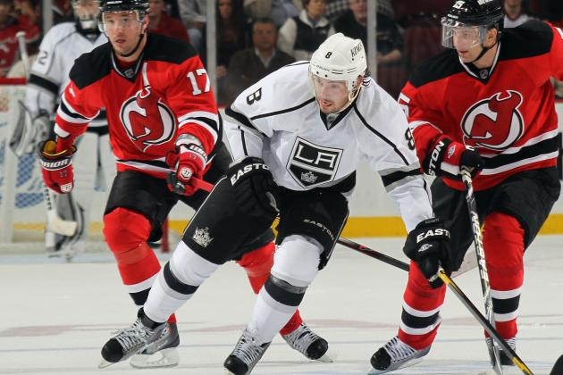 Stanley Cup Finals 2012: 4 Keys for the New Jersey Devils to Conquer LA's Kings