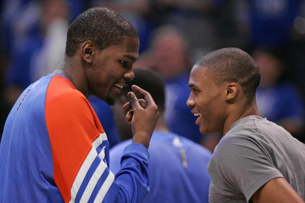NBA Playoffs 2012: 5 Reasons Thunder, Not Spurs Should Be Title Favorites