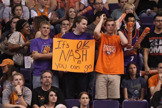 The 10 NBA Teams with the Bleakest Outlook for Next Season