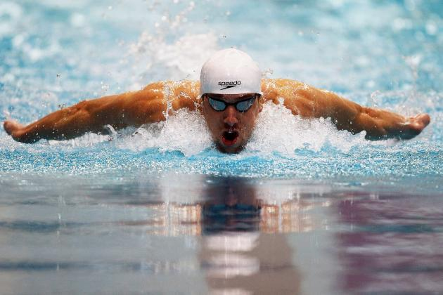 London 2012: Michael Phelps, Missy Franklin and 6 Storylines at Longhorn Invite