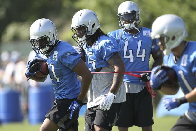 Detroit Lions: 10 Players Whose Stock Is on the Rise in OTAs