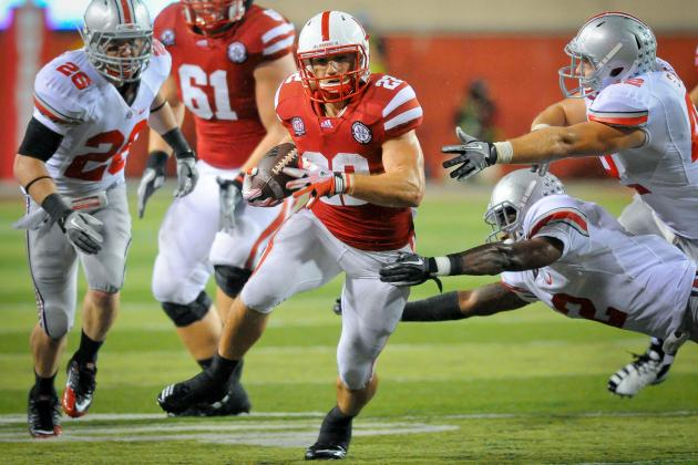 Nebraska Football: Why Rex Burkhead's Production Is Key to Cornhuskers' Success