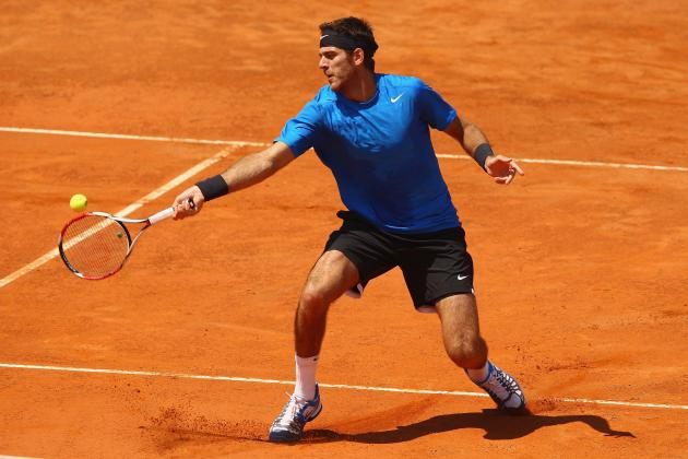 French Open 2012 TV Schedule: Ranking Most Exciting Opening Day Matches