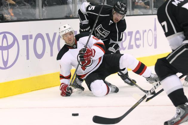 2012 Stanley Cup Finals: Top Storylines of Kings vs. Devils