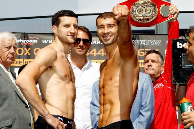 Carl Froch Defeats Lucian Bute by Knockout: 5 Opponents He Could Face Next