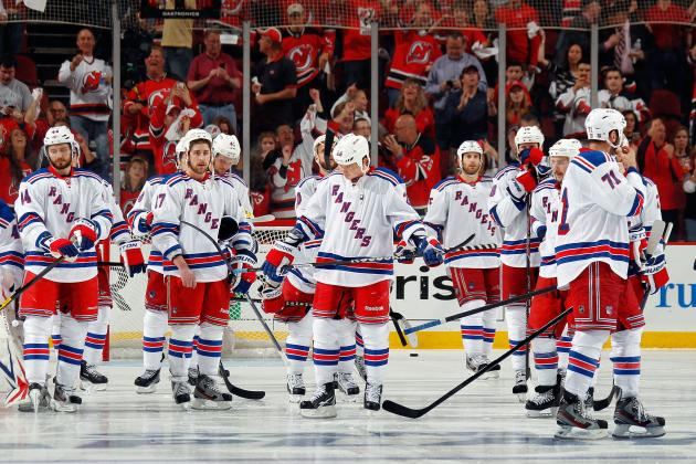 New York Rangers: 4 Players They Need to Re-Sign This Offseason