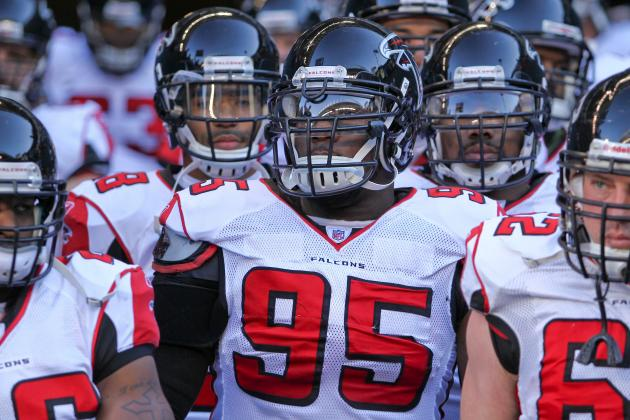 Ray Edwards and 3 Players Who Can Make or Break Atlanta Falcons' 2012-13 Season