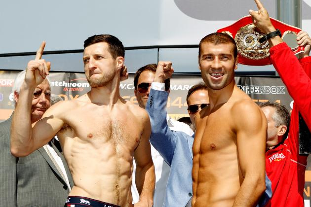 Lucian Bute vs. Carl Froch Results: Winner, Twitter Reaction, Recap and Analysis