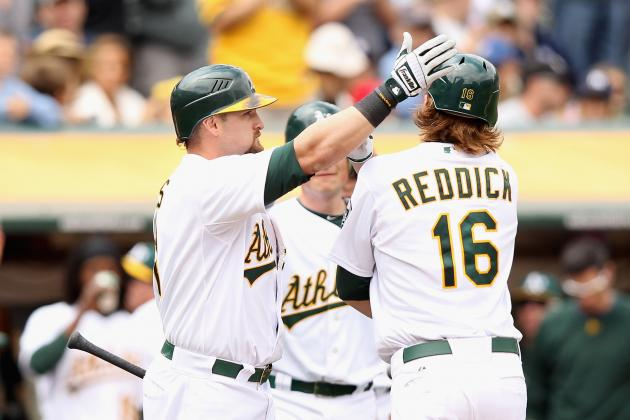 Ryan Cook and 3 Other Oakland Athletics Who Could Make the 2012 All-Star Team