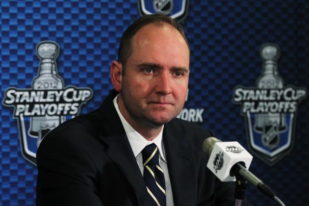 3 Reasons Why Peter DeBoer Is a Jack Adams Award Snub