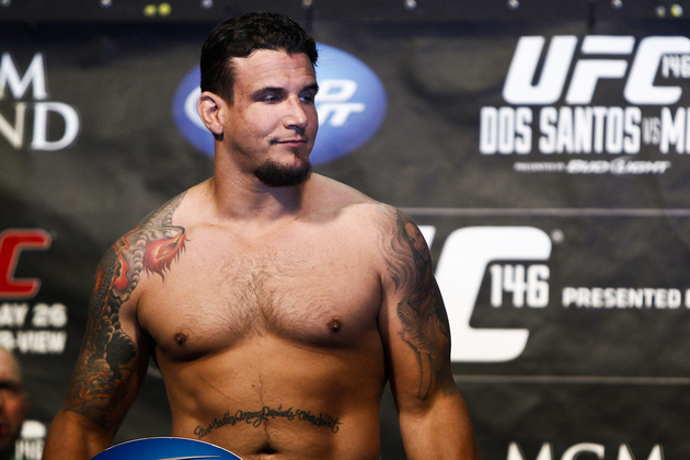 UFC 146 Results: Frank Mir and 6 Potential Fights for Him After UFC 146