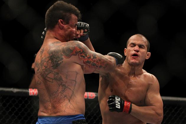UFC 146 Results: 10 Memorable Moments from Dos Santos vs. Mir in Las Vegas