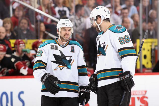 2011-12 San Jose Sharks: Brent Burns Report Card