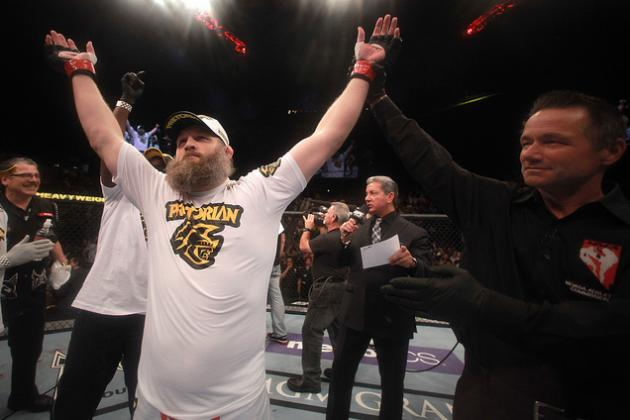 UFC 146 Results: Questions We Still Have About Roy Nelson