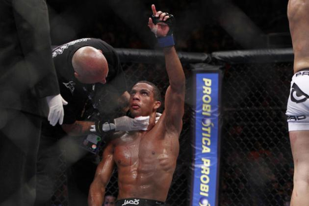 UFC 146 Results: 5 Fights to Get Edson Barboza Back on Track