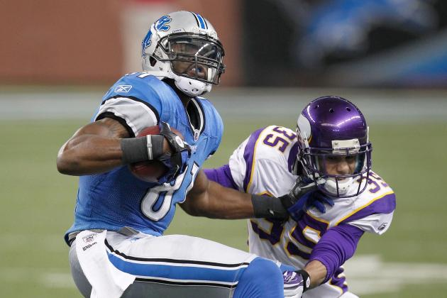 Detroit Lions Predictions: 2012 Offensive Stats for Each Starter