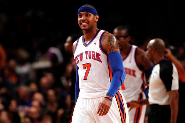 New York Knicks: 7 Steps to Make the Knicks Championship Caliber