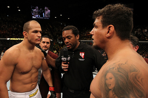 UFC 146 Results: The Top 25 Pound-for-Pound Fighters in the UFC
