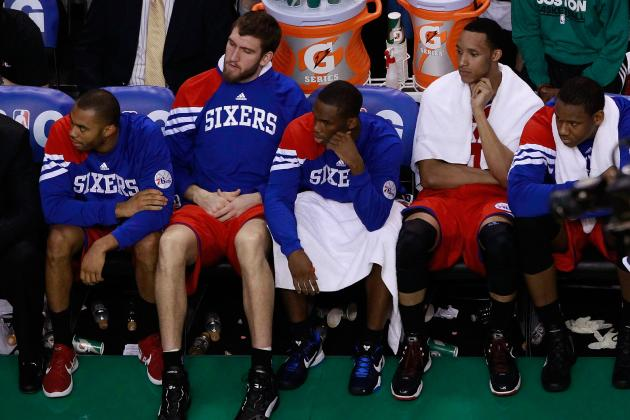 NBA Playoffs 2012: Postseason Grades for Every Philadelphia 76ers Player
