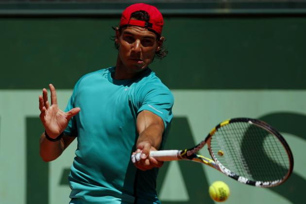 French Open 2012 Bracket: Power Ranking Top Players in Men's Bracket