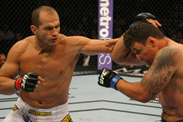 UFC 146: Power Ranking the Potential Bouts for the Heavyweight Winners