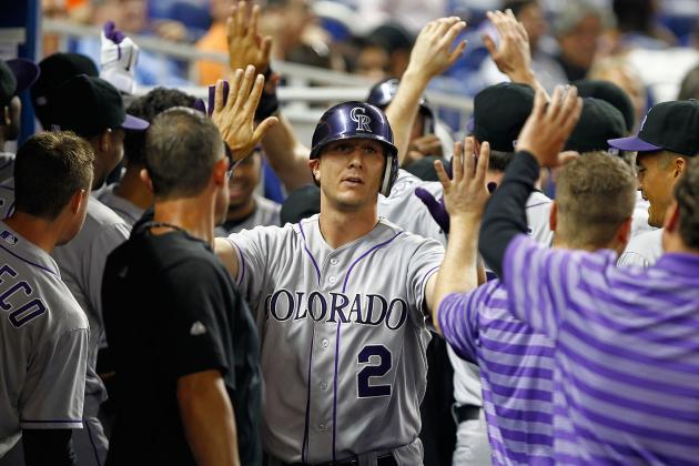 Troy Tulowitzki and MLB's 15 Best Starting Shortstops