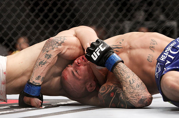 It Wasn't All Bad: Zombie/Poirier and the 15 Best Fights of 2012