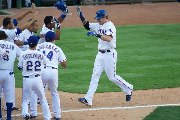 MLB Power Rankings: Josh Hamilton and the Top 15 Hitters of 2012