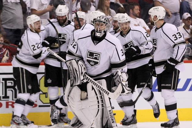 NHL Stanley Cup Finals: Los Angeles Kings and 11 Most Unexpected Finalists Ever