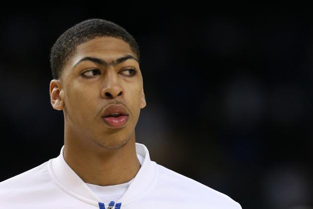 2012 NBA Draft Lottery Odds: Complete Breakdown of Anthony Davis Sweepstakes