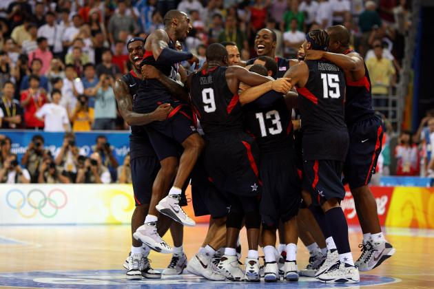 Projecting LeBron James, Kobe Bryant and Team USA's Final 12 Man Roster