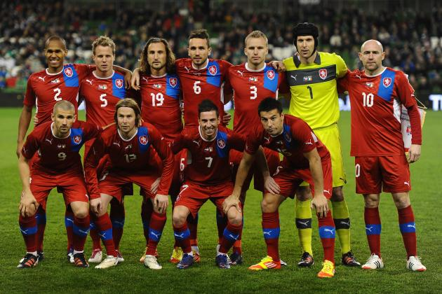 Czech Republic Euro 2012 Roster: Analyzing Team's Starting 11 and More