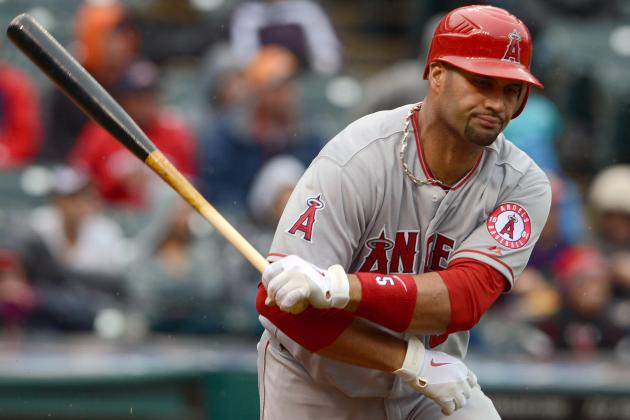 Albert Pujols and the 6 Biggest Fantasy Baseball Disappointments Thus Far