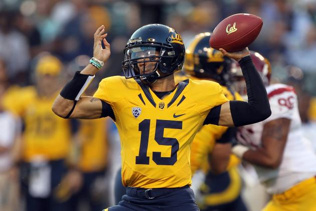 Cal Football's Biggest Potential Breakout Stars for 2012