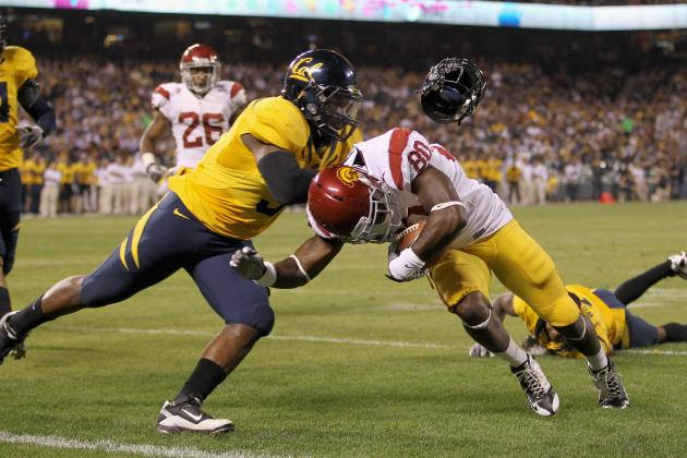 Cal Football: 5 Opposing Players the Bears Must Shut Down in 2012