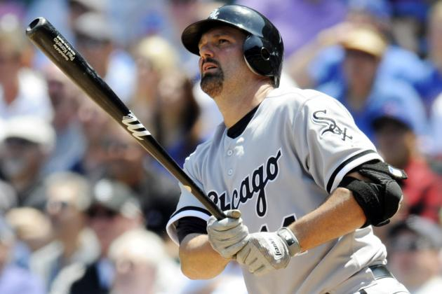Paul Konerko and the Rest of the over .350 Club: Who Is Most Likely to Hit .400?