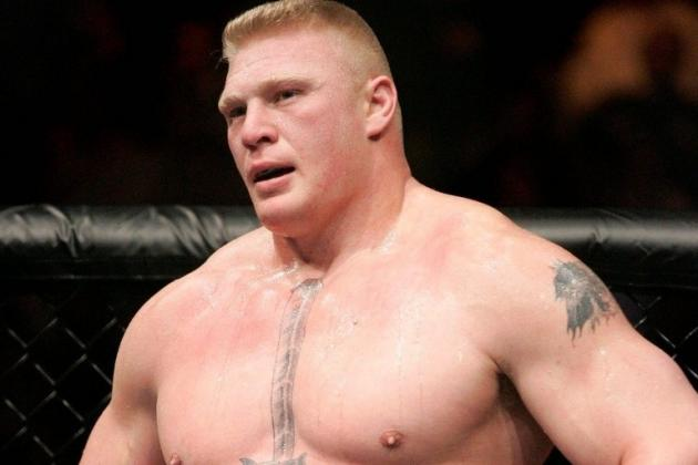 UFC: 5 Reasons Brock Lesnar Should Return to the UFC