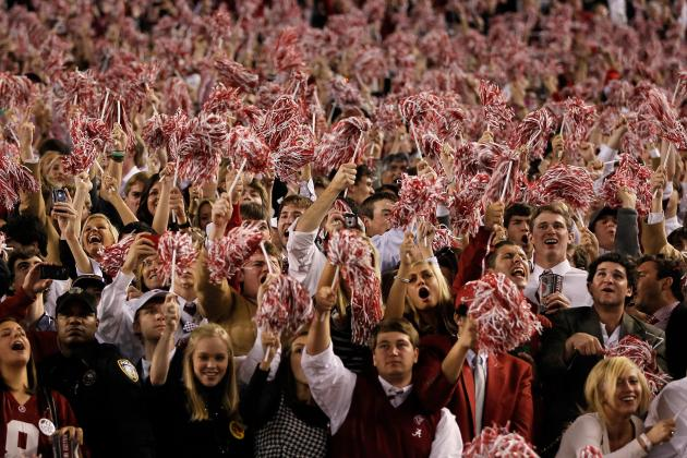 College Football 2012: 10 Worst Home Schedules This Season