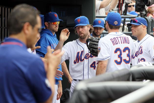 Dickey, Santana, Wright and More Reasons the Mets Should Be Taken Seriously