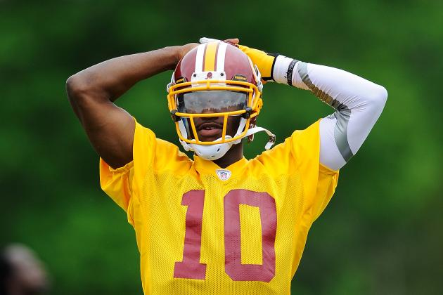 Robert Griffin III and 4 Other NFL Rookies That Impressed During OTAs