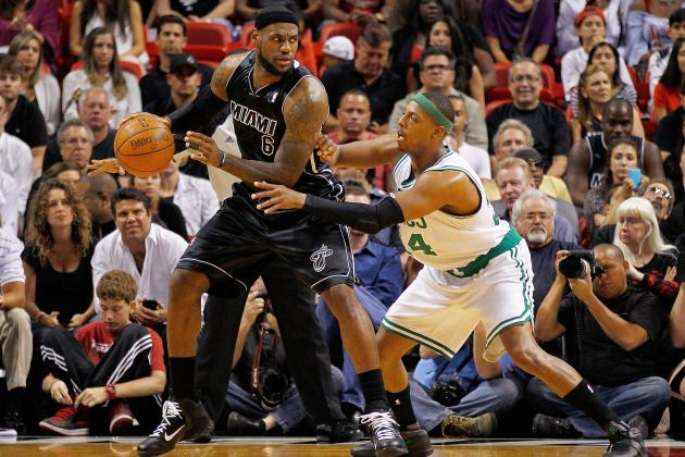 NBA Playoffs 2012: 5 Advantages the Boston Celtics Have over the Miami Heat