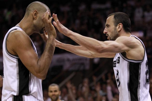 NBA History: 5 Dynasties Better Than the Duncan-Spurs Era