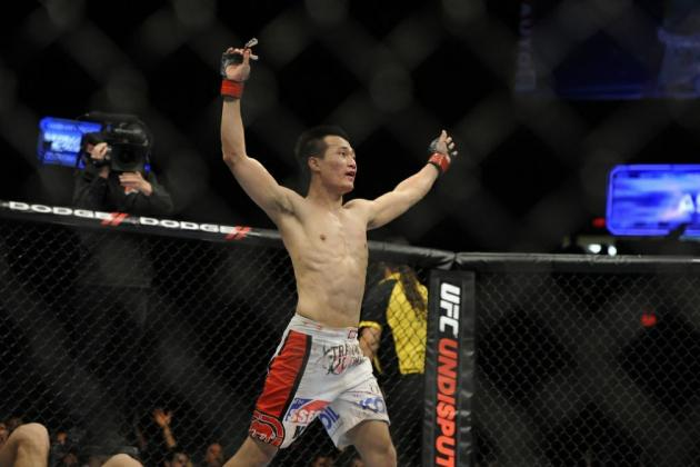 Korean Zombie: 10 Fighters Who Have Won Multiple Bonuses for the Same Fight