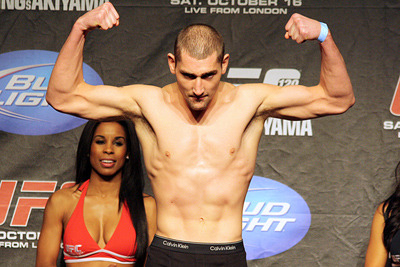 UFC 146 Results: 5 Lightweights That Can Test the Submission Skills of Paul Sass