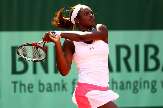 French Open 2012: Sloane Stephens and Americans Who Will Be Future Stars