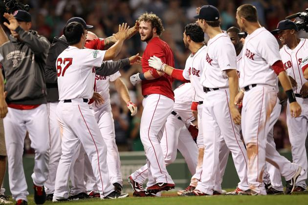 Boston Red Sox: 5 Things We Learned from the Rays Series