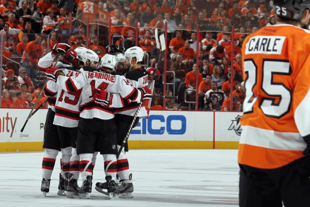 Philadelphia Flyers: 10 Most Disappointing Seasons in Flyers History
