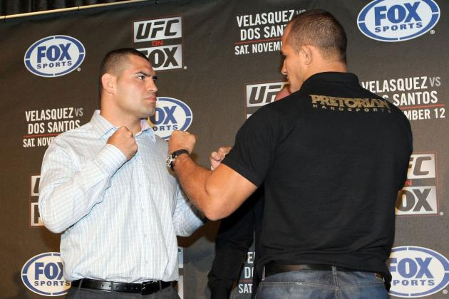UFC 146 Results:  Why Dos Santos vs Velasquez II Would Be Perfect for FOX