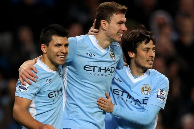 Manchester City Transfer News Update: Sergio Aguero, Robin Van Persie and Others