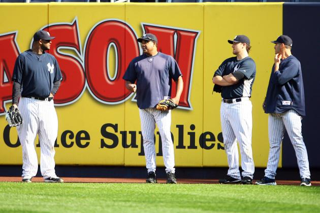 New York Yankees: Is the Current Starting Rotation Enough to Get to October?